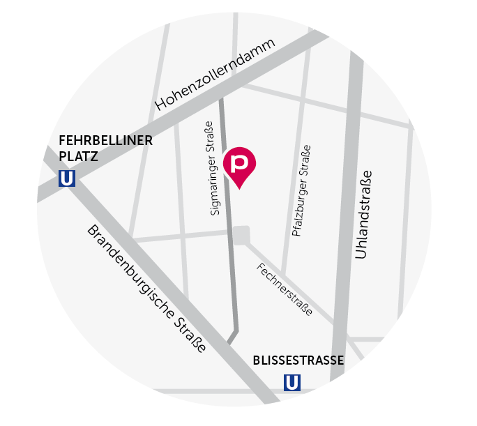 pixelbasis Webdesign Berlin Wilmersdorf Anfahrtsskizze